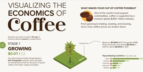 💥 Breaking Down the Economics of Coffee